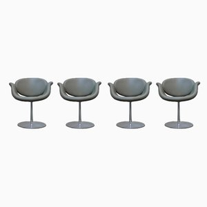 Tulip Chairs by Pierre Paulin for Artifort, Set of 4