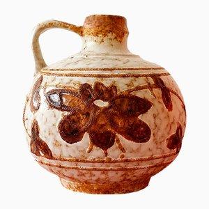 Vase 9017 Mid-Century en Céramique de Strehla, 1970s