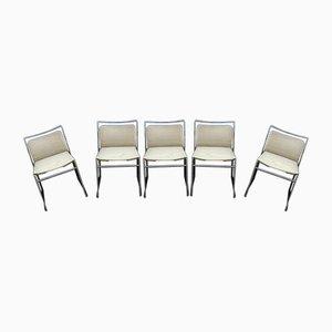 Esszimmerstühle von Kazuhide Takahama, 5er Set