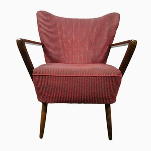 Mid-Century Cocktail Club Chair, 1950s