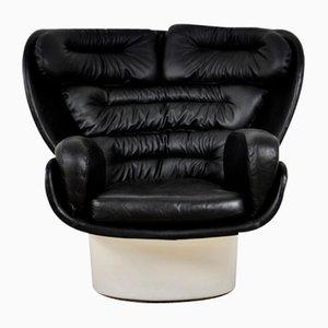 Italienischer Mid-Century Elda Sessel von Joe Colombo für Comfort, 1960er