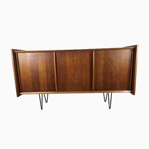 Vintage Sideboard aus Eiche, 1950er