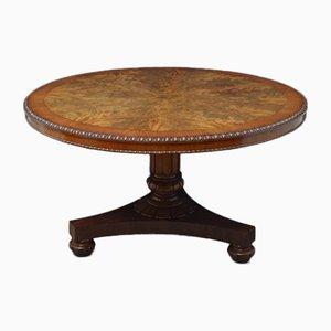 Tavolo da pranzo Guglielmo IV in mogano