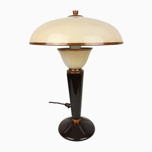 Bakelit Lampe von Jumo, 1940er