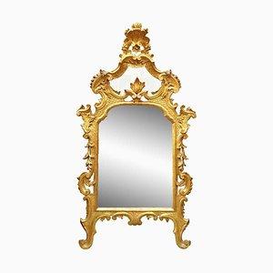 Antique Louis XV Gilt Mirror