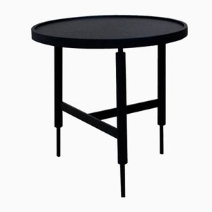 Collin Side Table Black from Collector