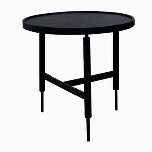 Table d'Appoint Collin Noire de Collector