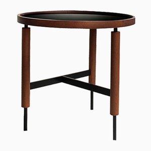 Collin Oak Side Table