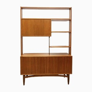 Mid-Century Teak Shelving Unit by E Gomme for G-Plan
