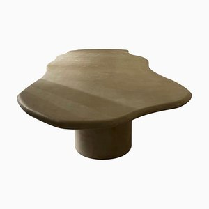 Sculptural 240 Dining Table with 2 Legs by Urban Creative