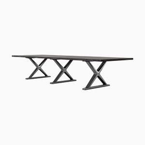 Eichenholz Octroi Tisch mit 3 Beinen von Lk Edition