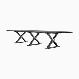 Table Octroi en Chêne avec 3 Pieds par Lk Edition