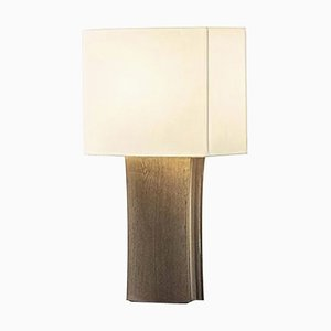 Lámpara de mesa Valentin con pantalla de papel de Lk Edition