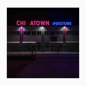 Sergio Picciaredda, Chiatown, Photographie Originale, 2010s