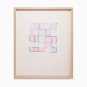 Pintura abstracta, Fluid Order 2, 2017