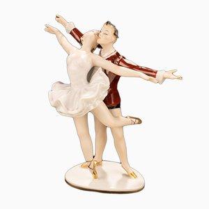 Coppia danzante, anni '60