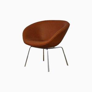 Chaise Pot par Arne Jacobsen pour Fritz Hansen, 1960s