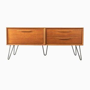 Low Sideboard from Heinrich Riestenpatt, 1960s