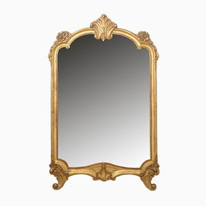 Turn of the Century Giltwood Wall Mirror