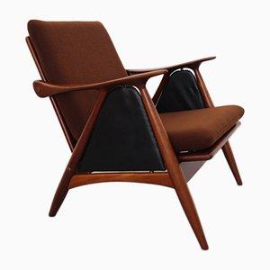 Moderner dänischer Vintage Sessel, 1960er