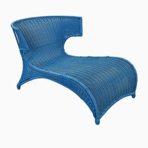 Chaise longue PS Sävö de M. Mulder para Ikea, Sweden