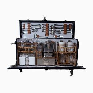 Caja de picnic inglesa, años 20
