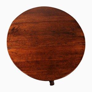 Gateleg Table in Oak, 18th Century