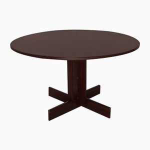 Round Dining Table by Gianfranco Frattini