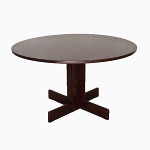 Mesa de comedor redonda de Gianfranco Frattini