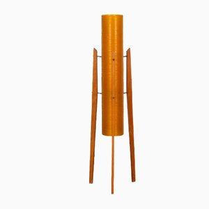 Lampe aus Fiberglas von Novoplast, 1970er