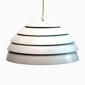 Swedish Dome Ceiling Lamp by Hans-Agne Jakobsson for AB Markaryd
