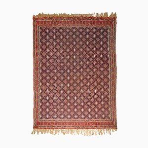 Caucasian Flat Weave Rug, 1940s
