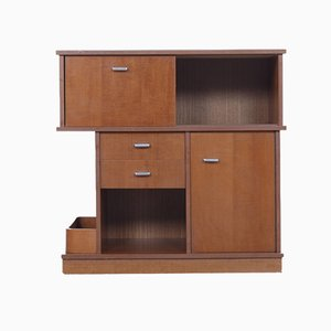Bar Cabinet or TV Stand, Italy, 1980s