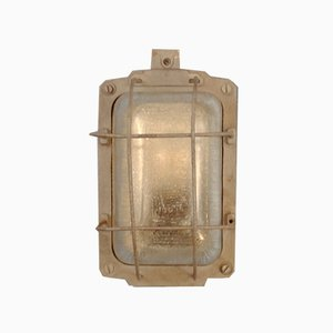 Industrial Wall Lamp, East Europe, 1960s