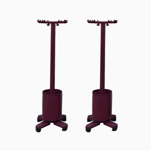 Coatstand by Ettore Sottsass Jr. for Olivetti Synthesis, Set of 2