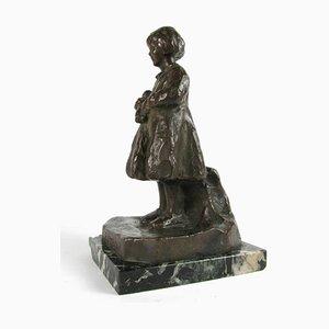 R, Zacchetti, Girl with Doll