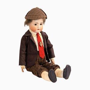 Bisque Boy Doll from Kammer & Reinhardt | Simon & Halbig, Germany