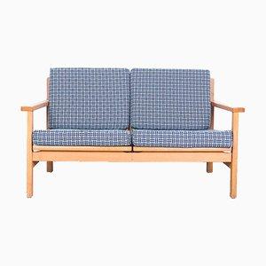 Dänisches Mid-Century 2-Sitzer Sofa von Laboremus Viborg, 1960er