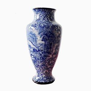 Antike Art Deco Ye Olde Foley Vase von Kent, 1920er