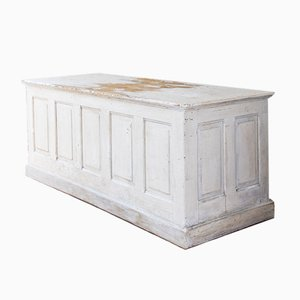 Antique Provençal Counter, Early 20th Century