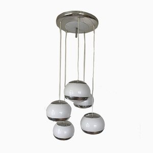 Vintage Ceiling Lamp from Stilux Milano