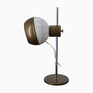Verstellbare magnetische Tischlampe von Drukov, 1970er
