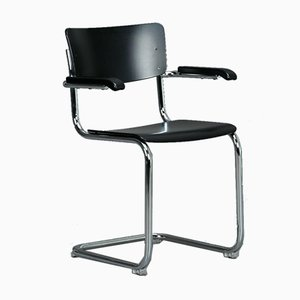 Chaise Luge Thonet S 43 F