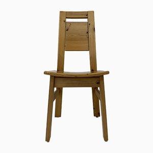 Pinewood Dining Chair by Ilmari Tapiovaara for Laukaan Puu, Finland, 1960s