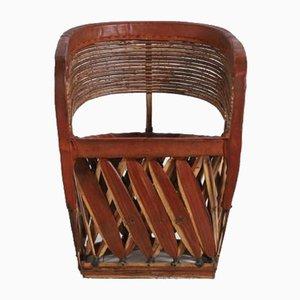 Primitiver brasilianischer Stuhl, 1960er