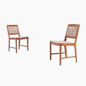 Hagen Chairs by Bertil Fridhagen for Bodafors, 1960s, Sweden, Set of 10