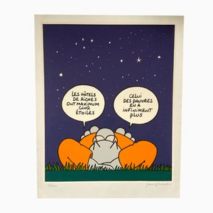 Philippe Geluck, The Five Star Hotels, The Cat, 2012