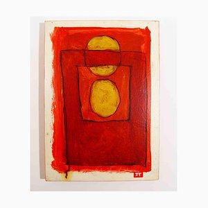 Salvatore Travascio, Intersection 3, 2010s, Original Gemälde