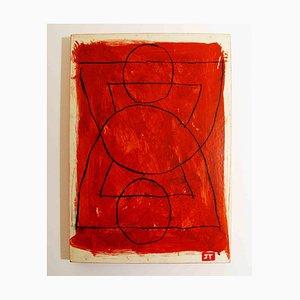 Salvatore Travascio, Intersezioni 8, Pittura originale, 2010