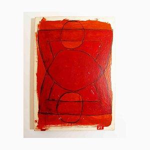 Salvatore Travascio, Intersections 7, Original Painting, 2010s